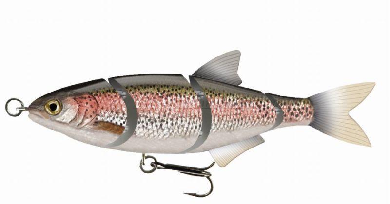 Cormoran Realfish Wobblerek ME-RA Roach 11cm rainbow t.