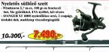Set salau profesional  1608-270+ 2290-240 (KB-420)