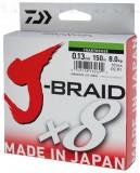 Fir impletit DAIWA J-BRAID CHARTREUSE 8 BRAID 150M 0, 10MM