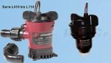 Johnson pompa de santina L550, 2650 lit/h