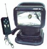 Reflector de cautare Smart Light, control de la distanta (frecvente radio) ca talpa vid cauciucata,