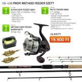 Profi method feeder szett 1475-360+ 2292-350+ 8100-230 (KB-451)-feeder szett