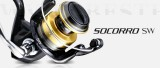 SHIMANO MULINETE SOCORRO 8000SW (SOC8000SWGR)