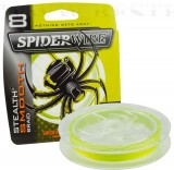 SPIDERWIRE STEALTH MOOTH 8 YELLOW 0, 17MM 3000M