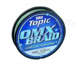 Zebco Topic OMX impletit, verde 0. 16mm, 100m